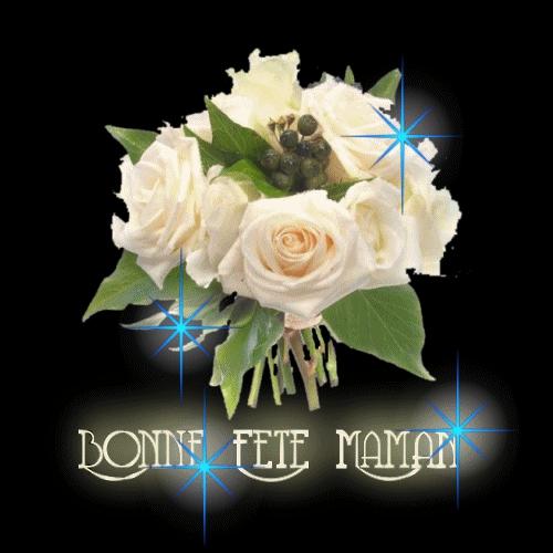 ''C'est aujourd'hui dimanche Tiens ma jolie maman Voici des roses blanches Toi qui les aimes tant ! '' Où se termine cette chanson de Berthe Sylva ?