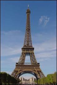 Tout le monde sait que c'est Gustave Eiffel qui en est le constructeur, mais pour quelle occasion ?