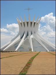 Niemeyer l'a imaginée et il l'a faite, qu'est-ce que c'est que ça ?