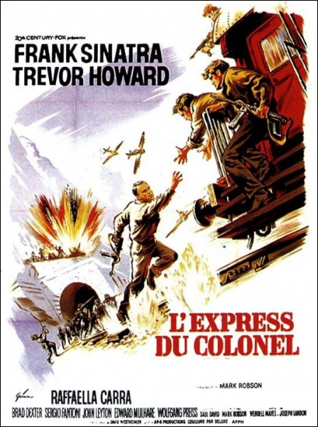 L' Express du colonel ... ...