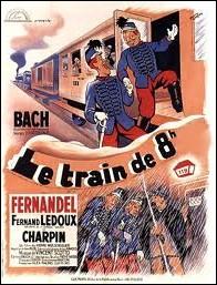 Le train de 8 h ... . .