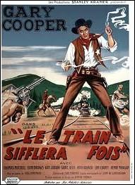 Le train sifflera ... . fois