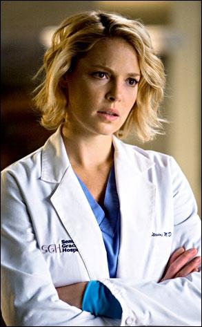 Dans Grey's Anatomy, comment s'appelle sa fille, qu'elle a abandonnée à la naissance ?
