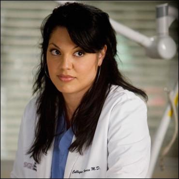 Dans Grey's Anatomy, de qui est-elle enceinte ?