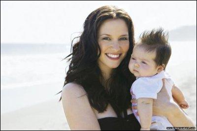 Combien cette actrice a-t-elle d'enfants avec son mari ?