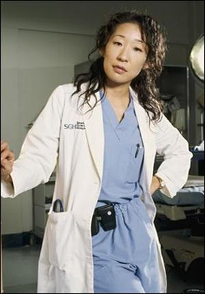 Dans Grey's Anatomy, avec qui s'est-elle mariée ?