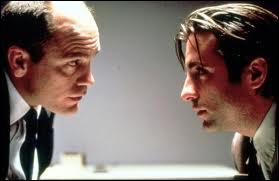 Dans le thriller 'Jennifer 8', quelle est la particularité d'Uma Thurman ?