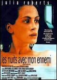 Qui tient le rôle du mari violent de Julia Robert dans le film 'Les Nuits avec mon ennemi' ?