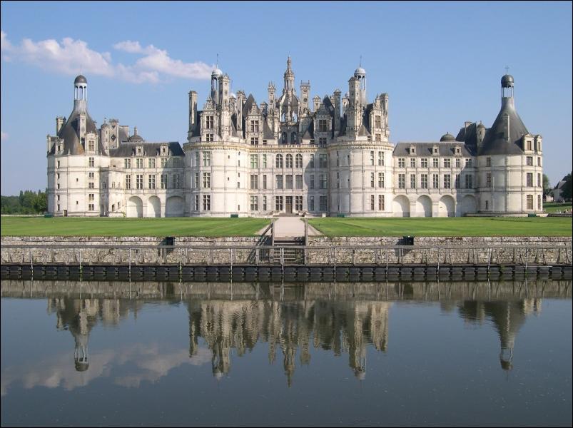 Situé dans le Loi-et-Cher ce château possède un parc de chasse classé Monuments Historique.