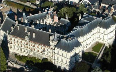 Ce château fut la résidence favorite des Rois de France à la renaissance. Il se situe dans le Loir-et-Cher.
