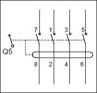 Quizz electrom canique quiz symboles - Schema branchement disjoncteur differentiel ...
