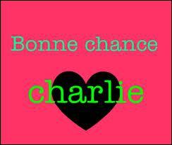 Comment Amy voulait appeler Charlie ?