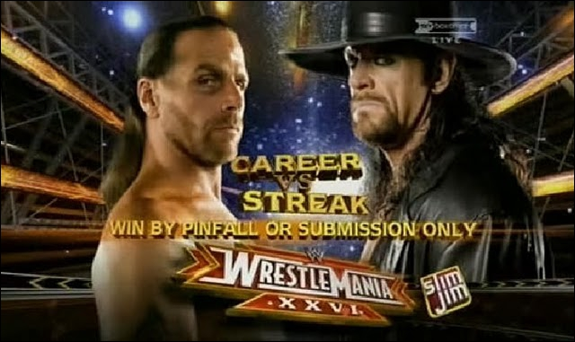 Lors de 'Wrestlemania 26', Undertaker a battu Shawn Michaels, mais après quel 'finisher' ?