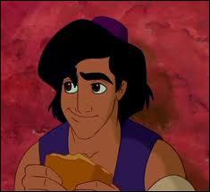 Comment s'appelle ce pauvre qui a eu la chance de séduire la princesse Jasmine ?