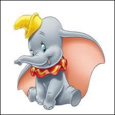 Comment s'appelle cet éléphant qui vole grâce à ses oreilles ?