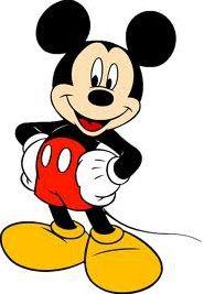 Les personnages de Disney