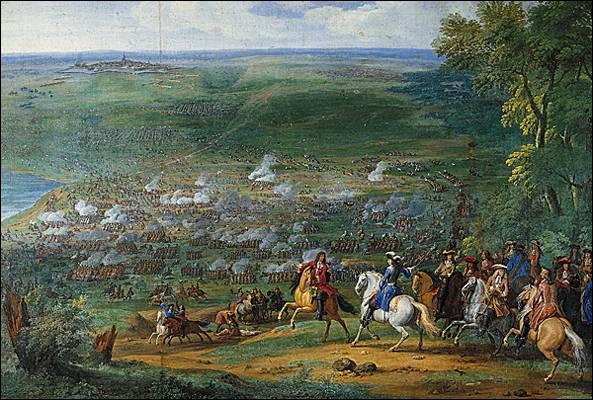 Dans quel lieu des Ardennes, en 1643, Condé met-il en déroute les Espagnols ?