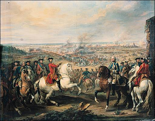Dans quel lieu situé actuellement en Belgique, le 11 mai 1745, l'armée du maréchal de Saxe a-t-elle raison d'une coalition composée d'Anglais, de Hanovriens et de Hollandais ?