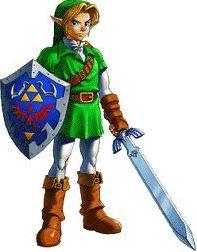 Les personnages de Ocarina of Times