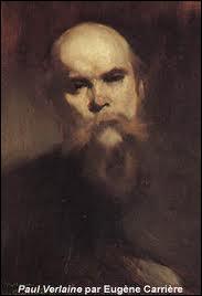 Paul Marie Verlaine, 1869 :