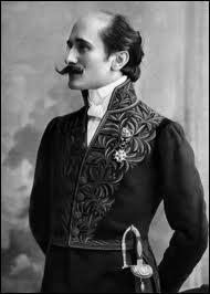Edmond Eugène Joseph Alexis Rostand, 1890 :