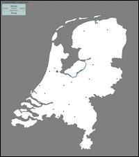 Quel est ce pays bordant la Mer du Nord ?