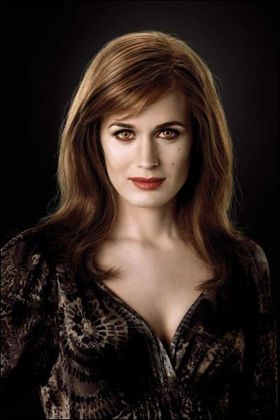 Je suis la matriarche des Cullen :