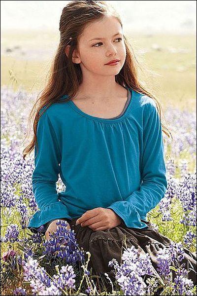 Je suis la fille d'Edward et Bella :