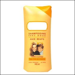 Quel est le nom de ce shampoing ?