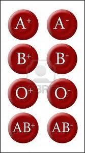Quel groupe sanguin est dit 'donneur universel' ?