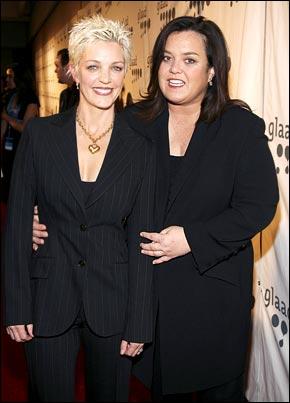 L'actrice américaine Rosie O'Donnell s'est récemment séparé de sa compagne de longue date...