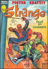 Quel est ce numéro de Strange ?