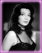 Elle est l'interprète inoubliable de 'Jolie Môme' de Léo Ferré :
