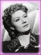 Quelle est cette actrice de théâtre et de cinéma révélée en 1935 par le film d'Abel Gance 'Lucrèce Borgia' ?