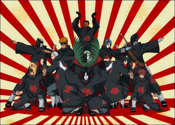 Deidara fait partie de l'Akatsuki. Son tout premier coéquipier fut...