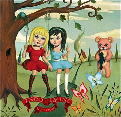 Alice & June. ' Et 1, 2, 3 ...