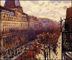 Boulevard des Italiens à Paris