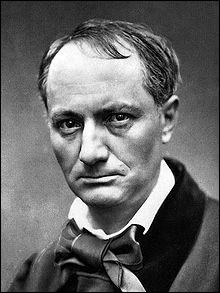 Baudelaire était un des maîtres de cet art, il s'agit de ...