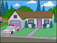 Dans les Simpson 'le film', qui est dans le logo '20th Century Fox' ?