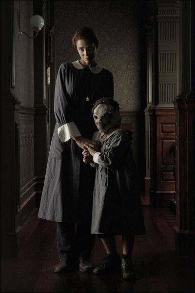A quel film d'horreur s'apparente cette photo ?