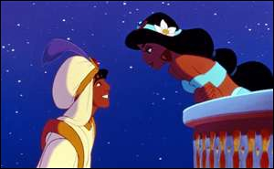 Pour rencontrer Jasmine, Aladin se fait passer pour ...