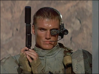 Universal Soldier.