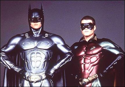 Batman et Robin.