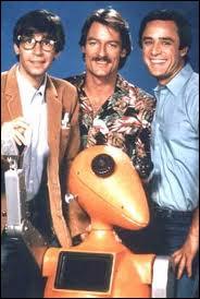 Quelle est cette série diffusée à partir de 1987 ?