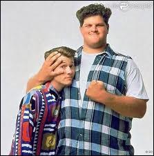 Comment s'appelle le camarade de classe gourmand de Parker Lewis ? (1990)