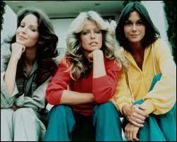 Qui ne voit-on jamais dans 'Drôles de dames' ? (1976)