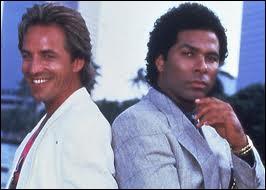 Qui interprétait le détective James 'Sonny' Crockett dans 'Miami Vice' ? ('Deux flics à Miami' - 1984)