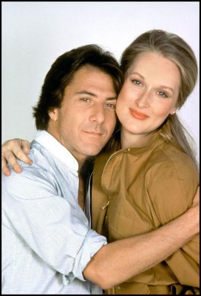 Meryl Streep, épouse de Dustin Hoffman, lui alors au sommet de sa gloire, dans le film ?