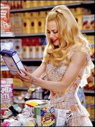 Nicole Kidman encore, qui fait son marché, dans le film ?