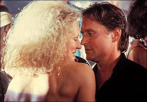 Glenn Close, toute 'mousseuse', dans le film ?
